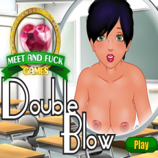 Meet and Fuck Double Blow